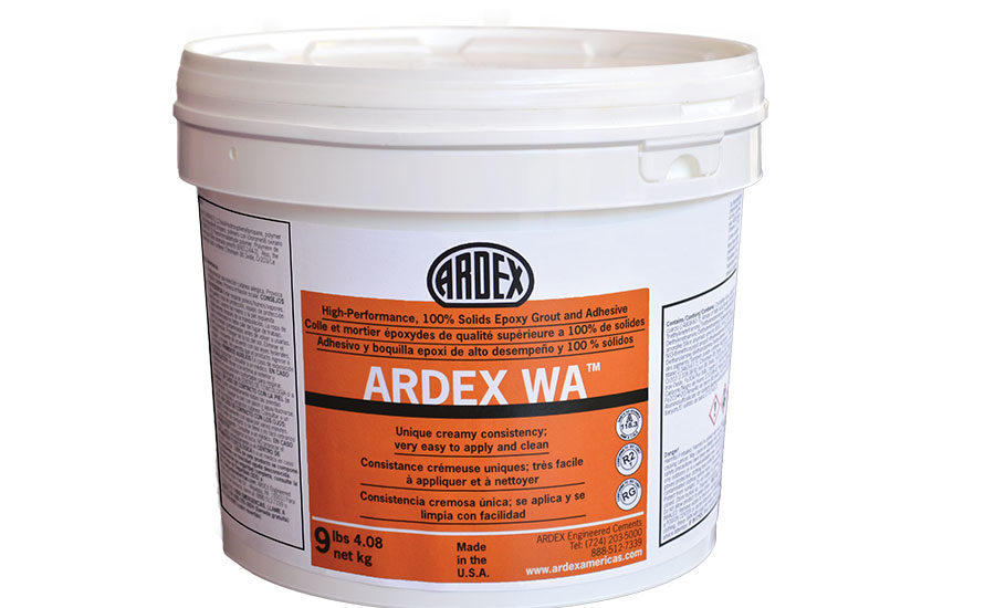 Tile magazine ardex ardex wa feat