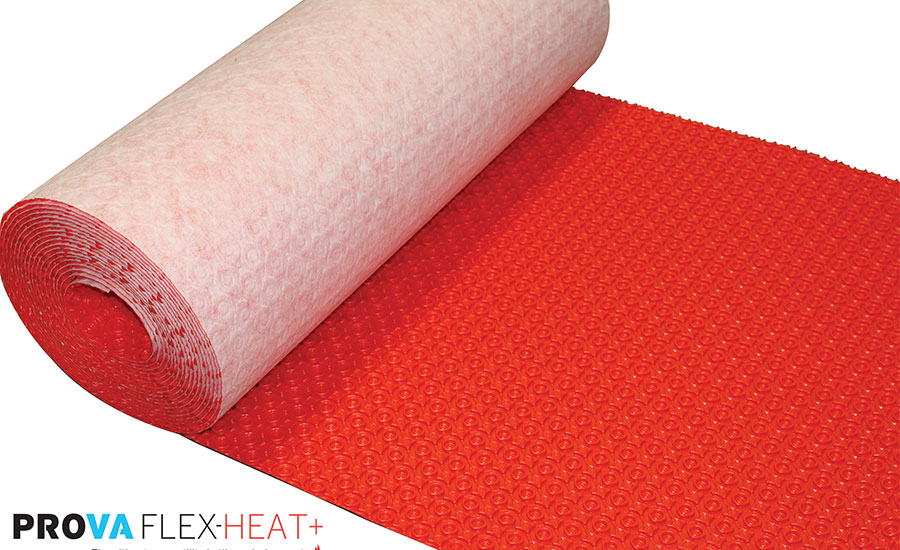 Prova Flex-Heat® by Loxcreen Flooring Group
