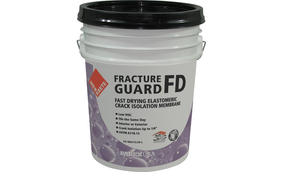 Fracture Guard FD is a low VOC