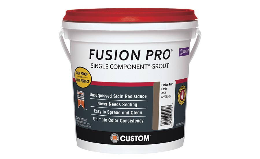 Grout Product Showcase