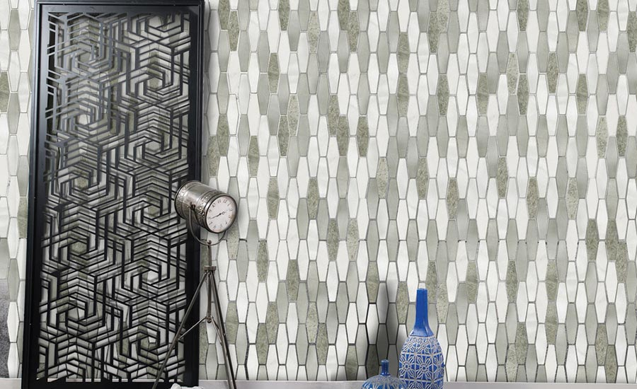 Infinite Mirage collection from Daltile