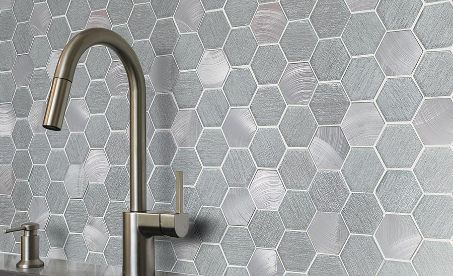 Emser Tile's Glitz™ collection