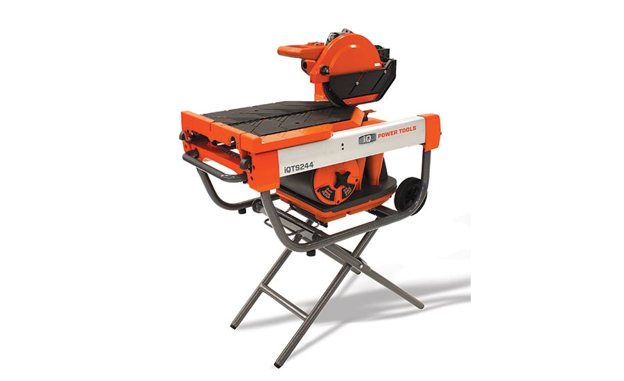 iQTS244 dry-cut tile saw, by iQ Power Tools