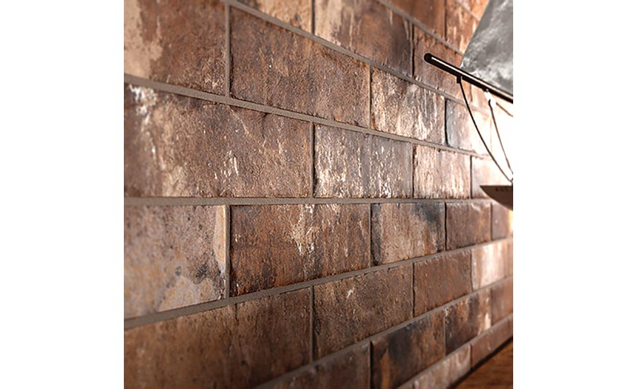 Castle Brick series by Arizona Tile
