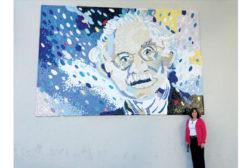 Lee Strasberg mural
