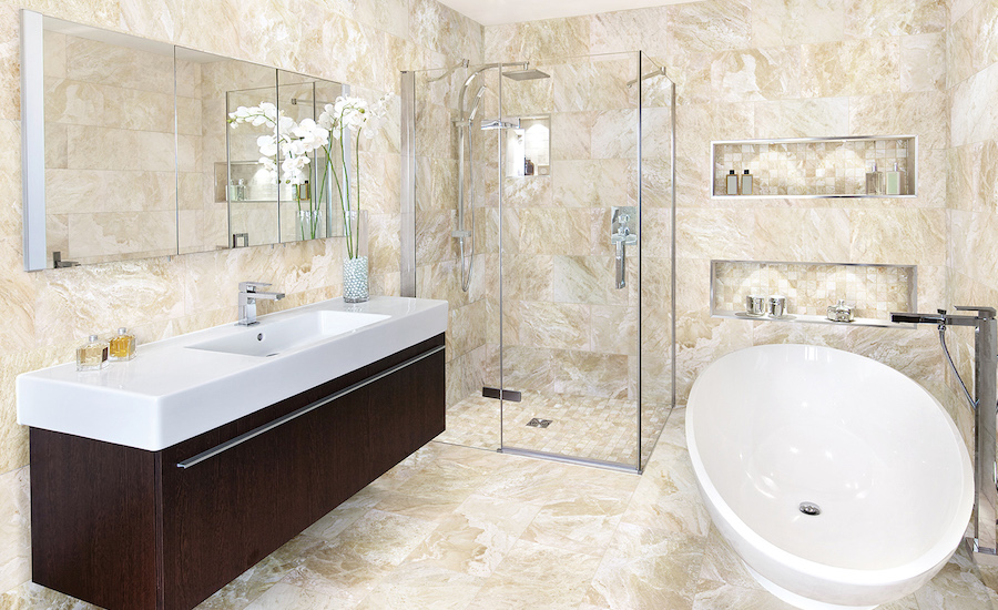 Florida Tile Introduces Pietraart Premier Marble