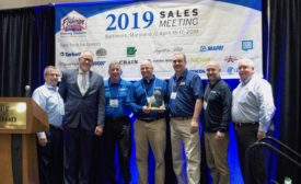 Fishman Vendor of the Year