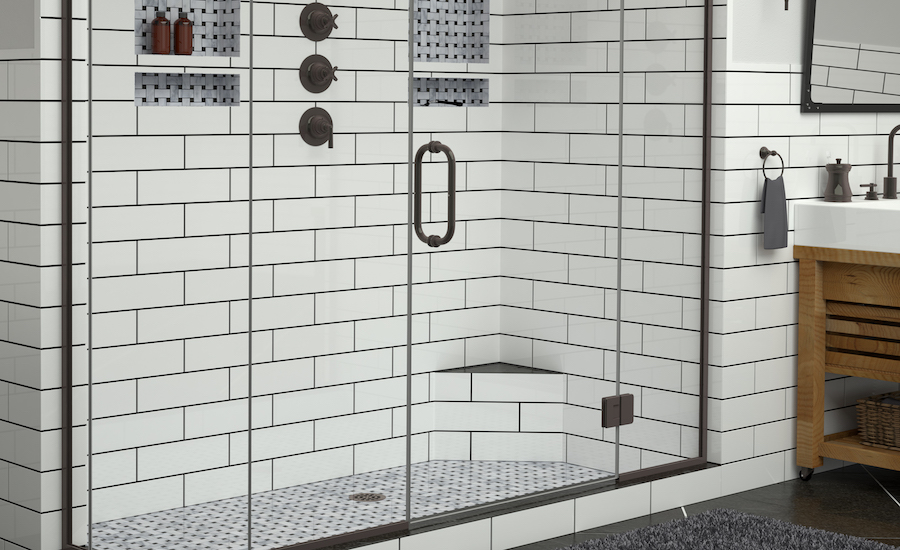 Tile Redi Shower