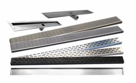 Linear Drains and Troughs