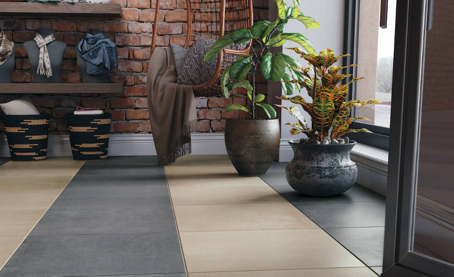 Crossville Introduces Bohemia Porcelain Tile Collection