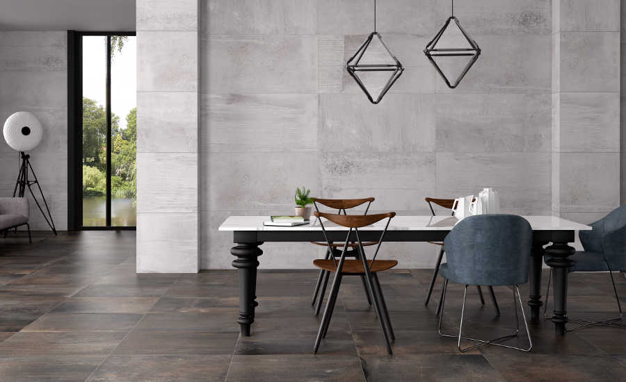 Colorker Introduces Brooklyn Collection At Coverings