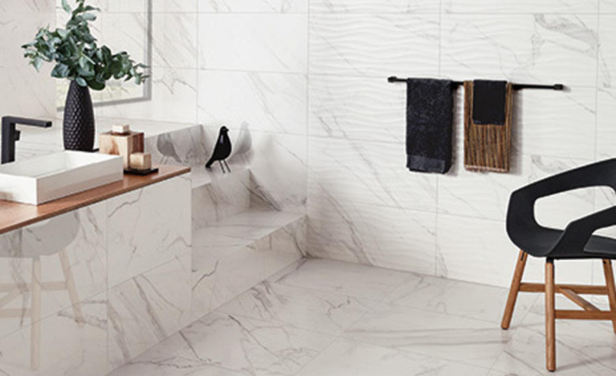 Calacatta Marble Captured In Florida Tile S Precious