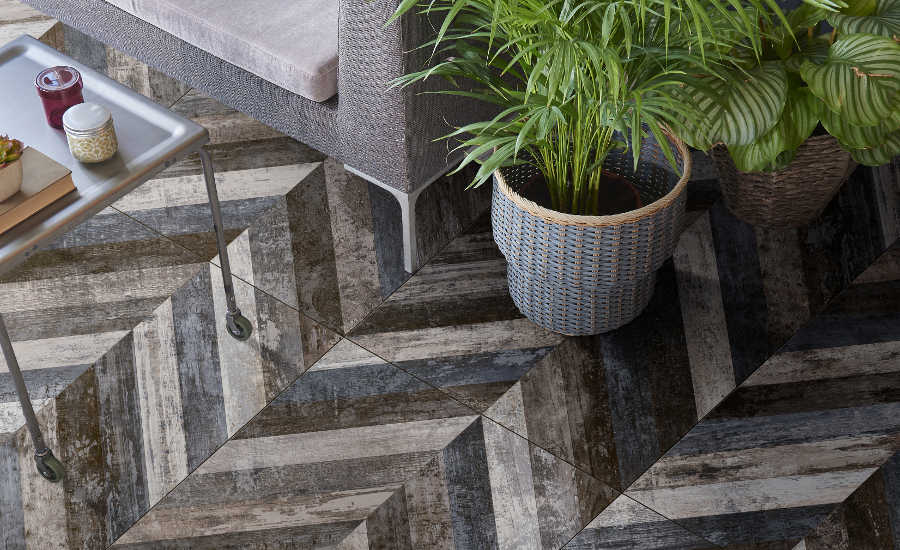 Ege Seramik's Introduces Wood-Look Cherokee Collection