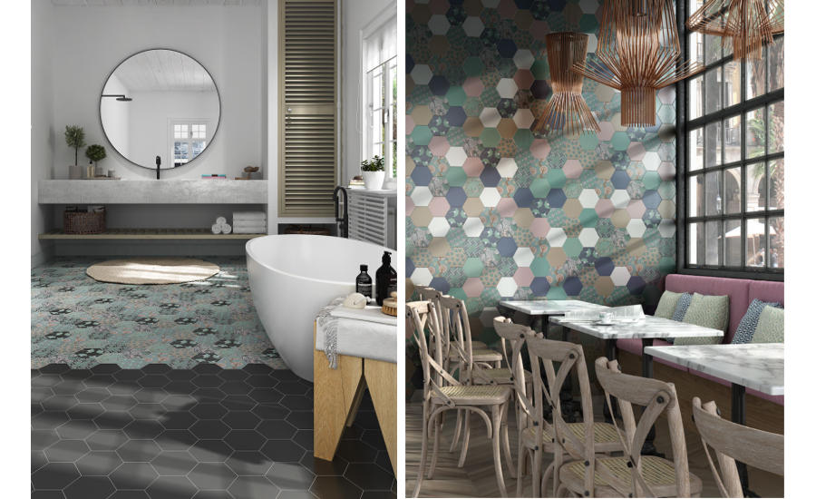 Cevica Introduces Good Vibes Collection 2018 05 25 Tile Magazine