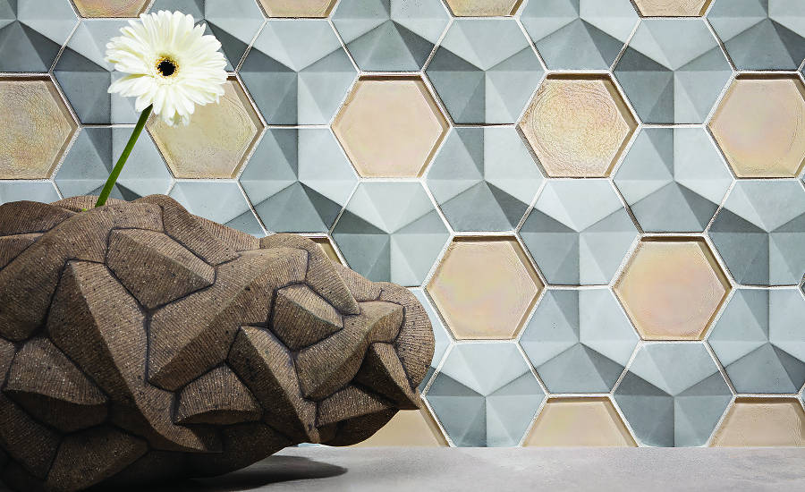 Lunada Bay Tile Introduces Contourz Concrete Tiles