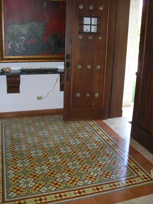 Cement Tile Home Tour Form Amp Function