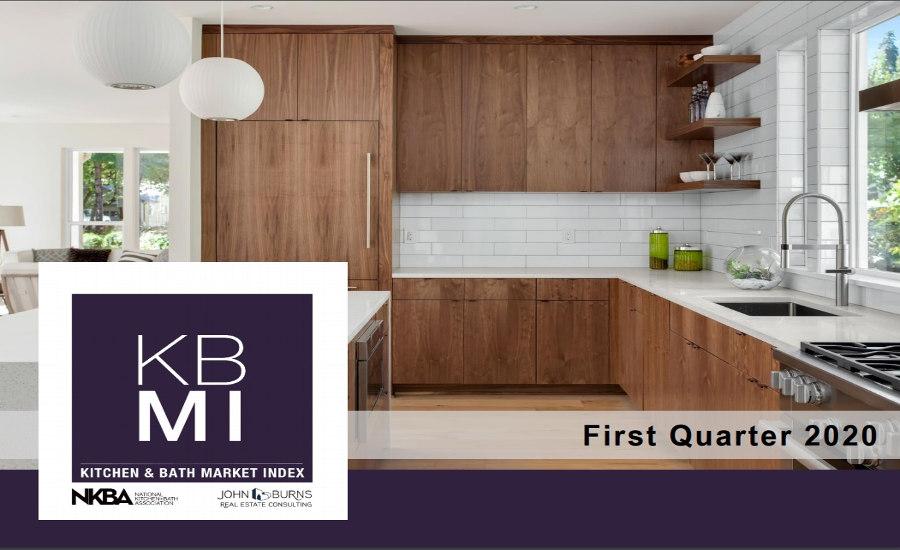 Quarter 1 2020 Kitchen and Bath Market Index Finds COVID ...