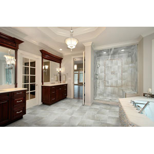 Manhattan porcelain tile