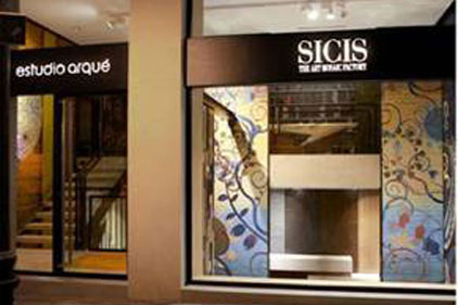 SICIS opens a showroom