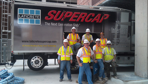 Supercap Mobile Blending Unit