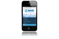 Mapei product app