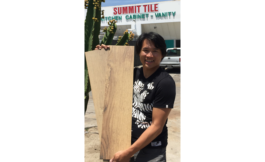 Summit Tile Named Del Conca Usa S Newest Distributor