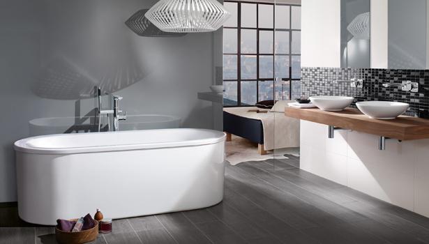 Villeroy Boch 39 S Wellness Bathtubs Bring Beauty To The Bathroom 2015 03 20 Tile Magazine