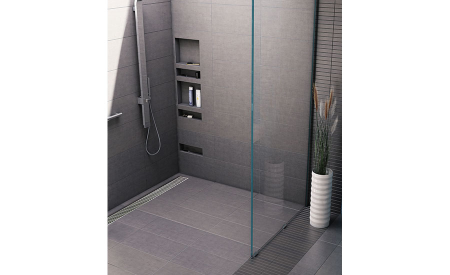 Tile Redi Barrier Free Shower Pan.Tile Redi Releases Barrier Free Design 2016 11 16 Tile