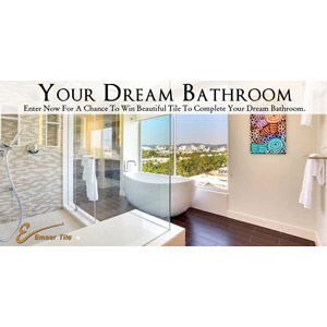 Emser Tile Dream Bathroom sweepstakes