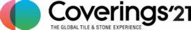 Coverings 21 logo