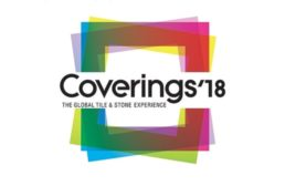 Coverings 2018 Logo
