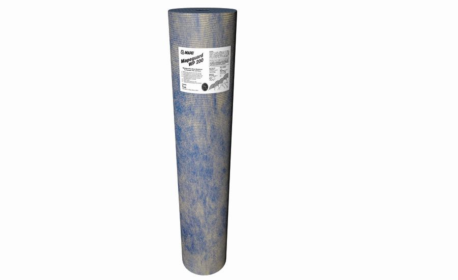 Mapeguard® WP 200: A solid solution for waterproofing and crack isolation