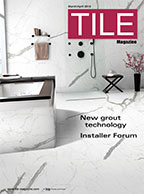 TILE March/April 2016 cover