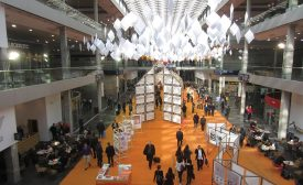 Cevisama, the International Ceramics Exhibition in Valencia, Spain