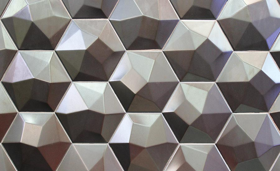 Tile-Magazine-The-International-Surface-Event-3-three-dimensional-metallic-look-tile.jpg