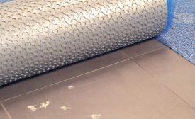 UI 720™ Flexbone® Floating Uncoupling Membrane by Ardex
