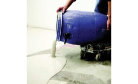 Correcting uneven subfloors and cracks