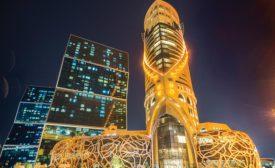 Mondrian Doha in Doha, Qatar
