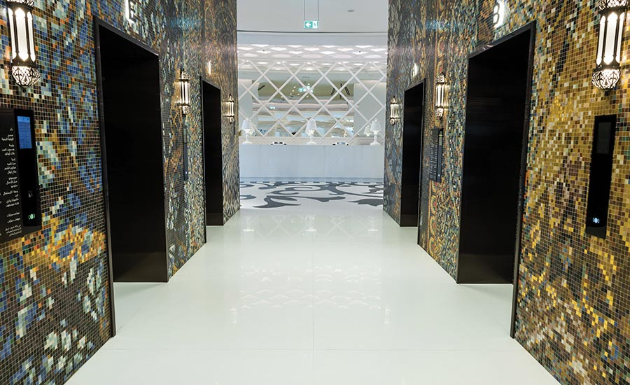 specially designed, custom mosaics