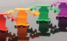 Pearl Abrasive's TruSpace™ grout spacing