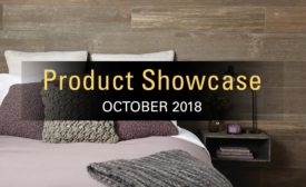 October 2018 Tile Product Showcase