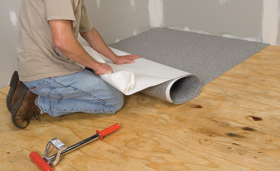 EasyMat® Tile & Stone Underlayment from Custom® Building Products