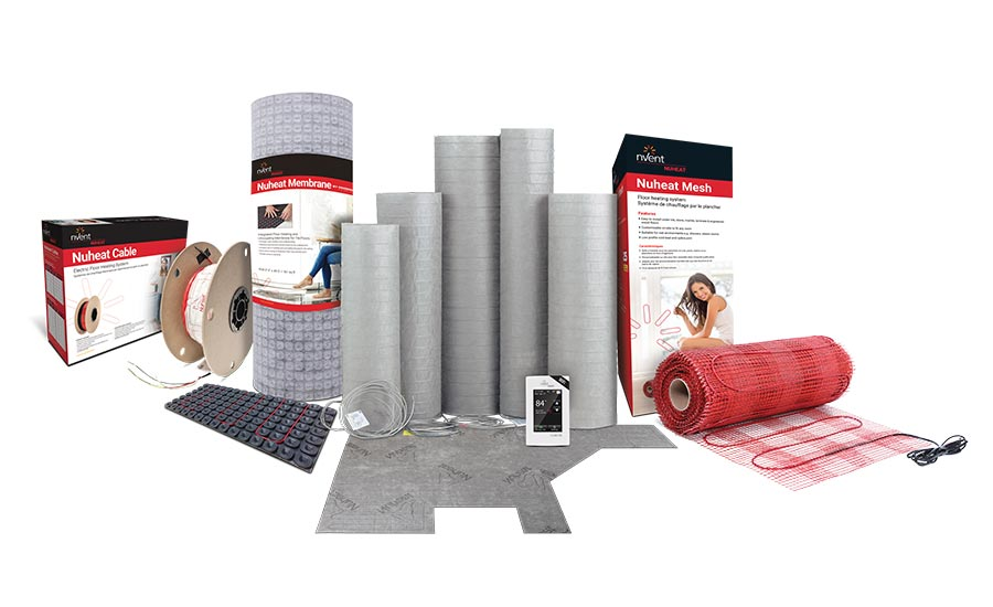 Floor Heating Systems from Nuheat