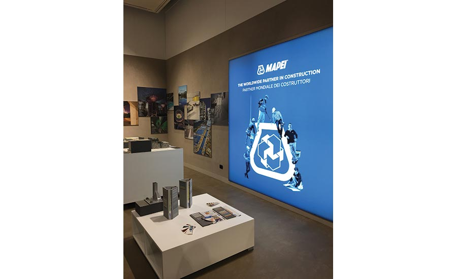 MAPEI product interactive specification center
