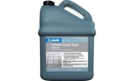 UltraCare™ Cement Grout Haze Remover from MAPEI
