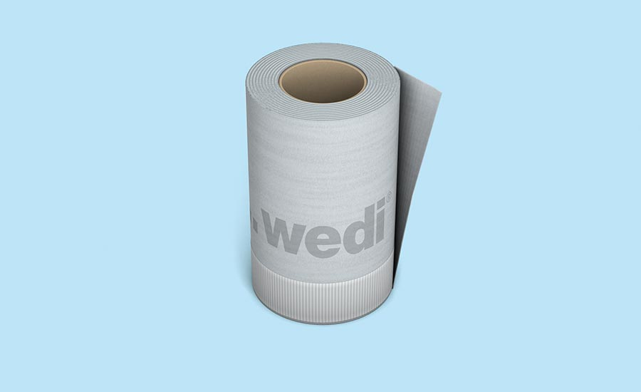 Tub Sealing Tape from wedi Corporation