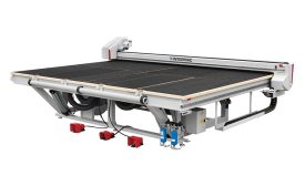 Genius RS-A cutting table from Intermac