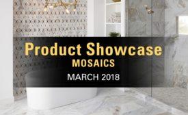 Product Showcase- Mosaics