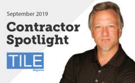 Tile Contractor Spotlight: Dirk Sullivan