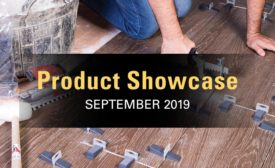 Product Showcase September 2019: New Technology